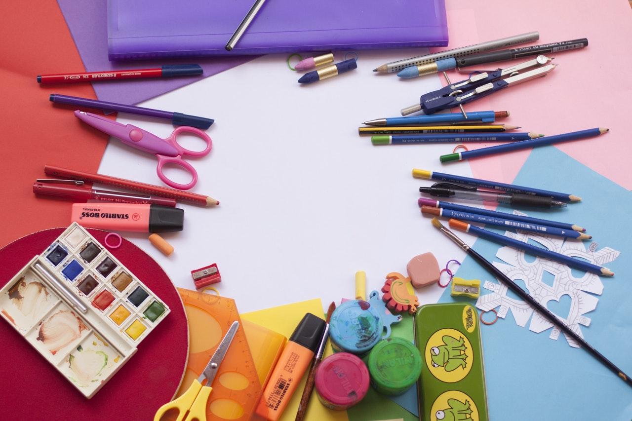 Børn og kunst